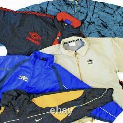 10 x GRADE A BRANDED CLOTHING VINTAGE WHOLESALE BULK JOB LOT