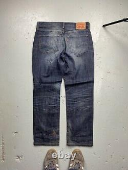 100 Pairs of Levis Jeans (GRADE A) Vintage Wholesale Clothing
