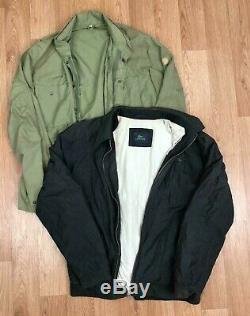 125kg GRADE C/D BRANDED MIX CLOTHING WHOLESALE JACKETS TOPS PANTS JOB LOT