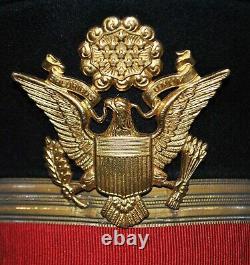 1930's Artillery Officer's Full Dress Field Grade Cap