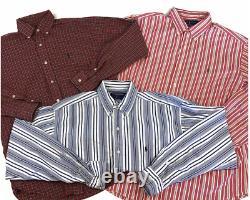 20 X Ralph Lauren Shirts Wholesale MIX Grade A Vintage Job Lot Bulk Vintage