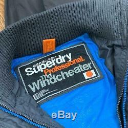 20 x GRADE B SUPERDRY WINDBREAKER JACKETS WHOLESALE WINDCHEATER BULK JOB LOT