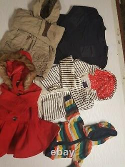 200kg Joblot Mens Womens Kids Mixed Winter Clothes Grade A+b