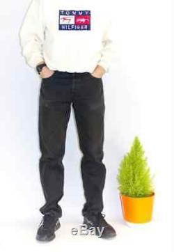 20x Vintage Wholesale Lot Levi BLACK GRADE A 550 505 501 681 5 series jeans