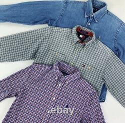 25 x GRADE A KIDS RALPH LAUREN & TOMMY HILFIGER CLOTHING WHOLESALE MIX JOB LOT