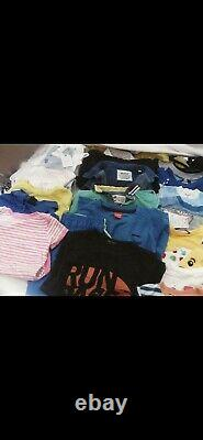 25KG GRADE A + Cream KIDS CHILDREN Second Hand Clothing WHOLESALE 0 To 14
