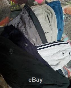25kg x Branded Jogging and Track Pants Wholesale Job Lot (A Grade)