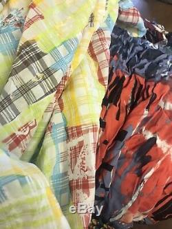 30 Vintage Blouses/shirts Womans Wholesale Loblot Clothing Grade A/B