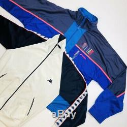 30 x TRACKSUIT TOPS / TRACKIE TOPS GRADE A BULK VINTAGE WHOLESALE FREE P&P