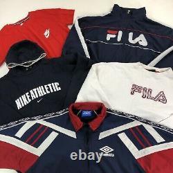 32 X Branded Vintage Pre Owned Clothing Wholesale joblot Retro Grade B