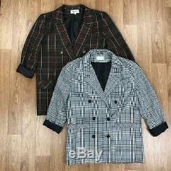 WHOLESALE! Vintage Blazers 80s 90s Lot Mixed x 5 Bulk