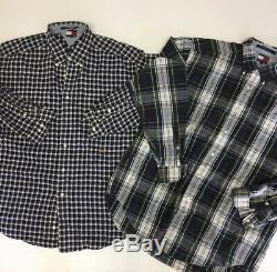40X Branded Mens Shirts A + B Grade Wholesale Job Lot Bundle Vintage Clothing