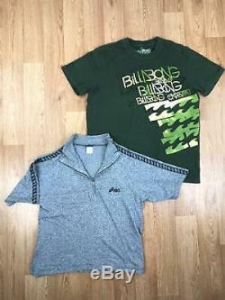 50 x BRANDED T-SHIRTS WHOLESALE GRADE A/B VINTAGE BULK JOB LOT