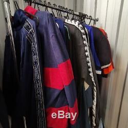 64x Vintage Wholesale & Designer Sports Branded Clothing Majority Grade A