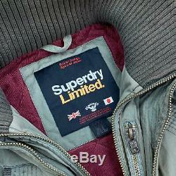 8 x GRADE A SUPERDRY COATS WHOLESALE PARKA DUFFLE BRANDED BULK JOB LOT