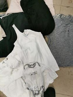 A/B Grade Uk Second Hand Clothes (not Cream) £100 Per Ton (1st Time Only)