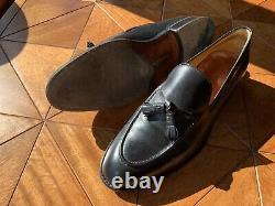 Austin Reed Loafers Made By Crockett & Jones UK 9.5 E Fitting Custom Grade