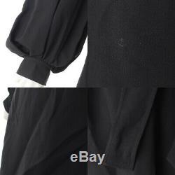 Authentic Chloe Long Sleeve Belt Dress 38 Black Grade Ab Used HP