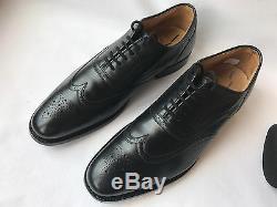 Authentic Church's mens Custom Grade black 10KS Longton sz 75 or 7.5 UK or 8.5US