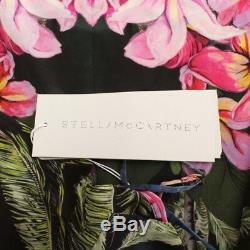 Authentic Stella Mccartney Maxi Camisole Dress Botanical Multi Grade Ab Used -at