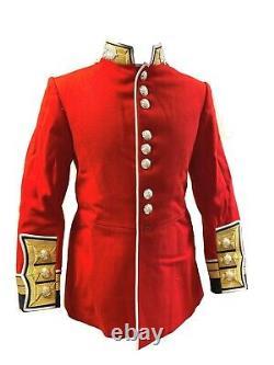 Bandsman Scots Guards Tunic Genuine British Army Super Grade Sh506