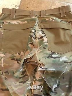 Beyond Clothing A5 Rig Softshell Pant Medium Multicam Level 5 Limited Edition L5