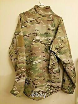 Beyond Clothing, Multicam A5 Rig Level 5, Softshell Jacket XL Regular