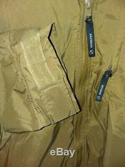 Beyond Clothing PCU Wind Shirt Jacket Level 4 6 coyote Brown Hooded