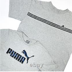 Branded T-Shirts Wholesale Clothing Job Lot Bundle Bulk Vintage Grade A & B