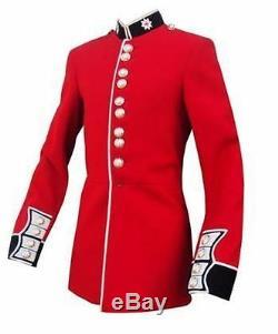 British Army Coldstream Guards Bandsman Tunics -grade 1- Various Sizes Available