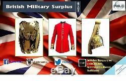 British Army Irish Guards Drummer Tunics Grade 1 Various Sizes