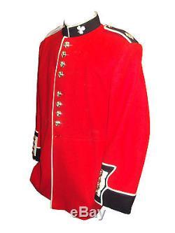 British Army Irish Guards Trooper Tunic Grade 1 Various Sizes -b41