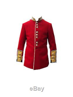 British Army Scots Guards Band Warrant Officer Tunics Grade 1 Various Sizes