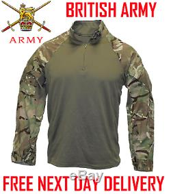 British Army Style Ubacs Shirt Latest Pcs Type Mtp Multicam New Warm Weather