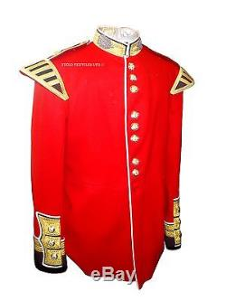 British Army Warrant Officer Scots Guards Tunic Red Grade 1 Sp1976