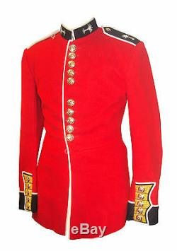 British Army Welsh Guards Sergeant Tunic Ceremonial Grade One