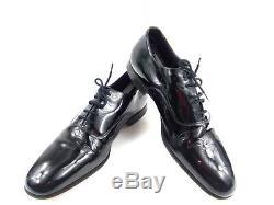 CHURCH'S Custom Grade Men's Oxford Black ALASTAIR Dress $538 Shoes 11M (100F)