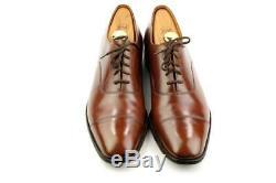 CHURCH's Custom Grade Sz. 105 D UK 11.5 D US Captoe Oxford Dress Shoes England