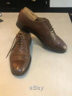 Church Consul, Custom Grade Leather Oxford shoes, size UK 12