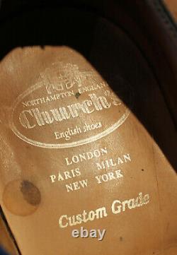 Church's Burwood Custom Grade Brogues UK 10F