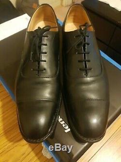 Church's'Consul' Black Leather Custom Grade Oxford Men's Shoe UK 10.5 D