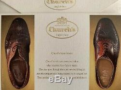 Church's Custom Grade Leather Shannon Shoes 8 50% OFF
