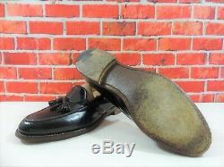 # Church's Custom Grade Tassel Penny Loafers UK 10 US 11 EU 44 F Minor Use