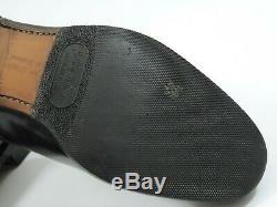 # Church's Custom Grade UK 7 US 8 EU 41 G Minor Use Balmoral Black Oxford Cap