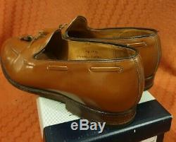 Church's Keats brown loafer size 9 F Custom Grade