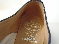 Church's Kimcote Leather Cordovan Oxford Custom Grade Pre Worn 85 Fit F 9 1/2 D