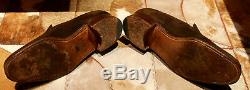 Church's Kylew Real Cape Buck Suede Custom Grade Loafers UK 9.5