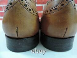 Church's Mens Shoes Custom Grade Brogues UK 10.5 F US 11.5 EU 44.5 Minor Use