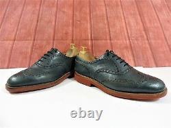 Church's Mens Shoes Custom Grade Brogues UK 8.5 F US 9.5 EU 42.5 Minor Use