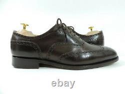 Church's Mens Shoes Custom Grade Brogues UK 8.5 G US 9.5 EU 42.5 Very Minor Use